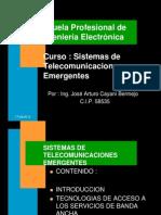COMUNICACIONES EMERGENTES