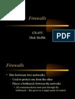 CS-455 Dick Steflik
