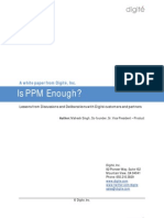 Is PPM Enough?