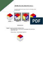 Solusi Kubus Rubik 2x2, 3x3, 4x4& 5x5