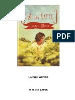Lauren Oliver - O Zi Din Sapte (v1.0)