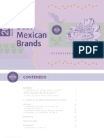 Interbrand Best Mexican Brands 2014