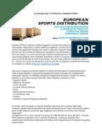 Supplemento All'Ingrosso Europeo Per Il Commercio Integratori Affari