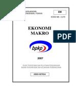 Ekonomi Makro Dalnis
