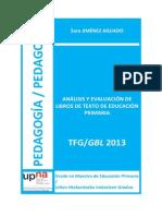 TFG Análisis y Evaluación de Libros de Texto de Educación Primaria