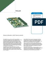 Pacom 1065 Ec Elevator Controller Datasheet