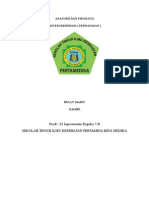 Fisiologi Sistem Pernafasan