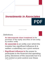 Investment in Associate