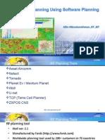 4G Lte DT Optim Planning Atoll