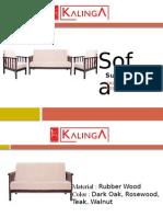 Sukha Sofa