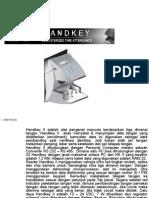 Manual Handkey II