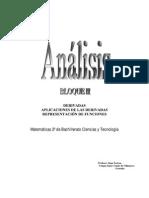 Análisis II (Temas 4, 5 y 6) MATEMATICAS