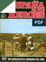 Un Capellan en El Barranco Del Lobo (España en sus heroes 3)