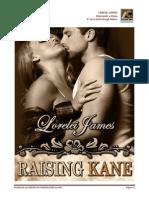 James, Lorele - Rough Riders - 09 - Educando a Kane