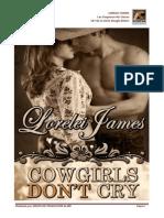 James, Lorele - Rough Riders - 10 - Las Vaqueras No Lloran