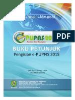 Panduan PUPNS 2015