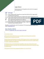 Klasifikasi CCS Untuk Angina Pektoris
