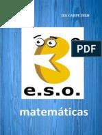 Libro Matematicas 3ESO