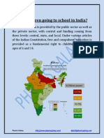 Are All Children Going to School in India (1)