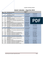 academic planner aug-feb 2016