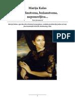 Marija Kalas, Vera Jovanović