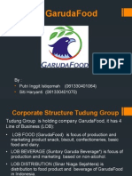 Ppt Garuda Food
