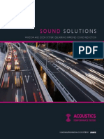 Sound Solutions Brochure