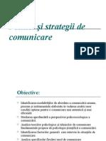 Politici Şi Strategii de Comunicare