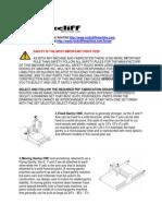 Readme Instructions Cnc