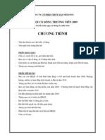 Chuong Trinh Dai Hoi