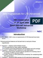 Lte-NEC