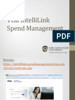 Visa IntelliLink Spend Management as of 7-18-14