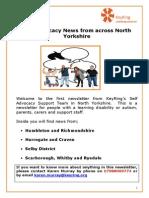 Keyring Newsletter Issue 1 September 2015