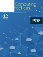 Cloud Computing Best Practices