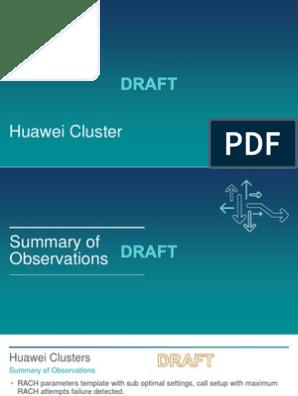Huawei Draft | High Speed Packet Access | Telecommunications