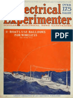 Electrical Experimenter vol. 59