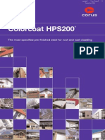 Colorcoat Hps200 Brochure
