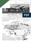 Percival Q4,6  1937 - 3486
