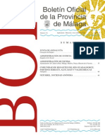 Convenio Oficinasydespachos Malaga 2010