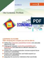 02 Ecn3100 Ch02-The Economic Problem w1