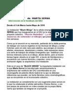 Dossier Marta Serna