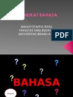 HAKIKAT-BAHASA.ppt