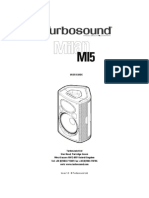 M15 User Manual
