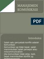 manajemen Komunikasi.ppt