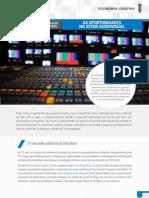 2014 07 08 RT Economia Criativa as Oportunidades No Setor Audiovisual