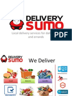 Business Deck- Delivery Sumo