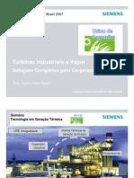 Turbinas Industriais Vapor