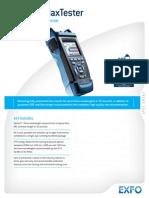 EXFO Spec-sheet FOT-930 v18 En