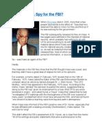 Philip J. Klass - A Spy for the FBI?