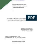 ESTUDO FITOQUÍMICO DE Averrhoa carambola MONITORADO POR BIOENSAIOS SIMPLES